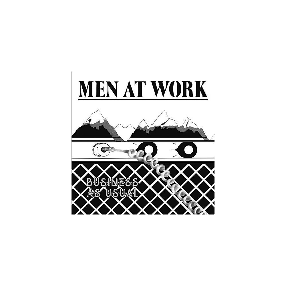 Men At Work - Business As Usual (Vinyl)