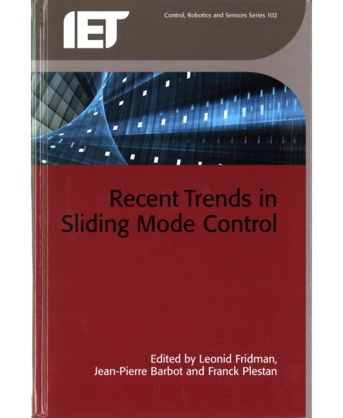 Recent Trends in Sliding Mode Control (Hardcover) - image 1 of 1