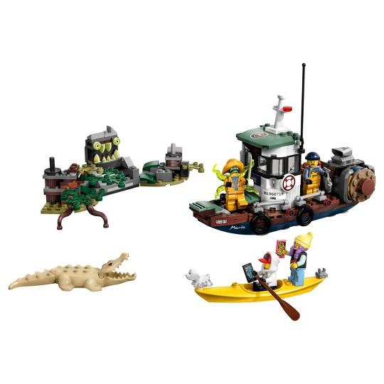 LEGO Hidden Side Wrecked Shrimp Boat 70419 image number null