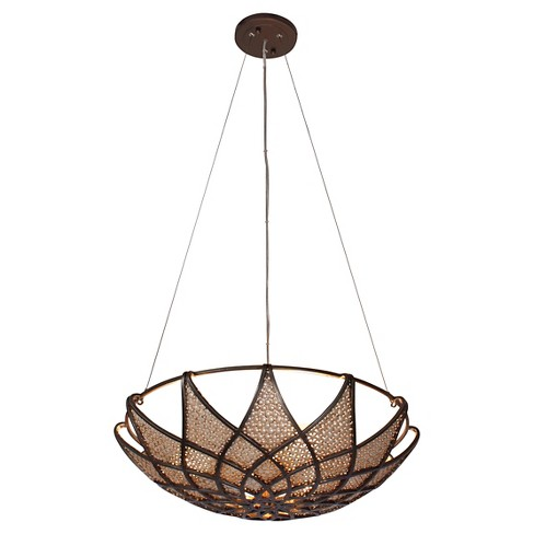 Argyle 3 Light Pendant - New Bronze - image 1 of 2