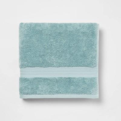 Antimicrobial Bath Towel Aqua - Total Fresh