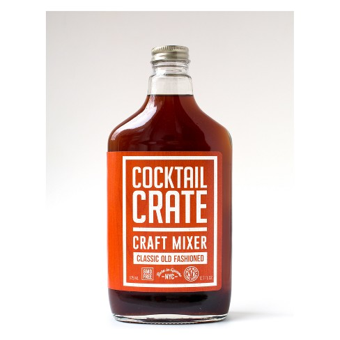 Cocktail Crate Old Fashioned - 375ml Bottle - image 1 of 4