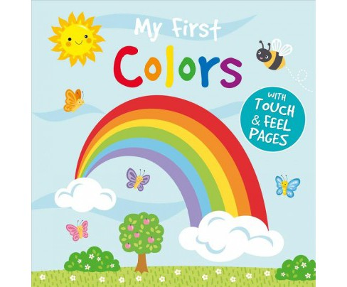 My First Colors -  (Hardcover) - image 1 of 1