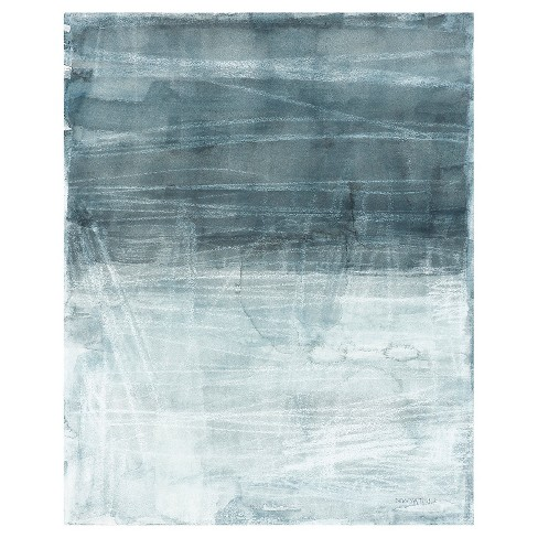 Shades Of Gray I Unframed Wall Canvas Art - (24X30) - image 1 of 1
