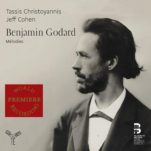 Tassi christoyannis - Godard:Melodies (CD) - image 1 of 1