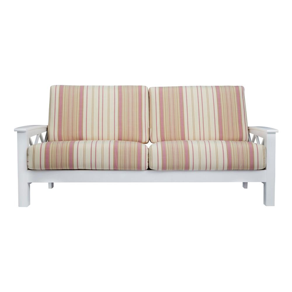 Riverwood X Design Sofa -Pink- Handy Living, Pink