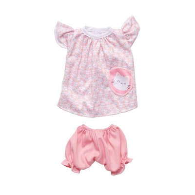 """Perfectly Cute Happy Kitten 2pc Outfit - for 14"""" Dolls"""