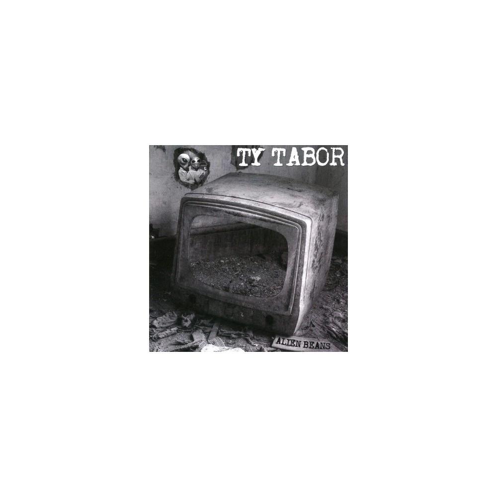 Ty Tabor - Alien Beans (CD)