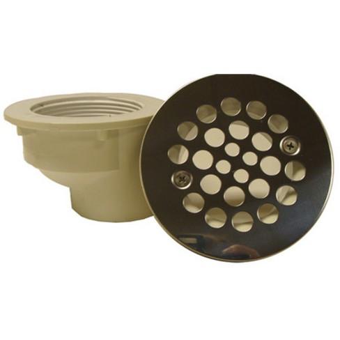 "PROFLO PF42872 2"" PVC Offset Shower Drain - image 1 of 1"