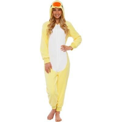 Funziez! Duck Slim Fit Women's Novelty Union Suit