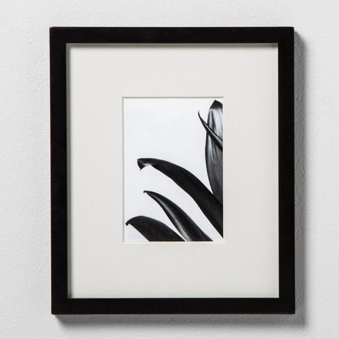 "Single Picture Frame 5"" x 7"" Black - Made By Design™ - image 1 of 2"