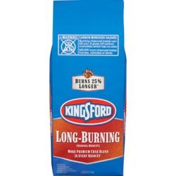 Kingsford Long-Burning Charcoal Briquettes - 6.0lbs