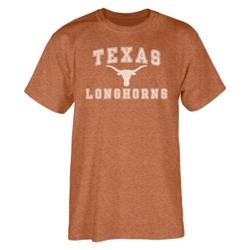 NCAA Texas Longhorns Men's Short Sleeve Crew Neck T-Shirt