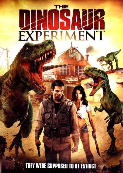 Dinosaur experiment (DVD) - image 1 of 1