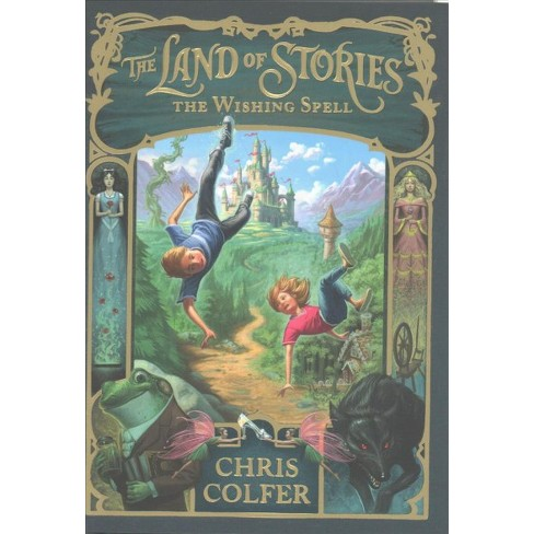 Land Of Stories Complete Gift Set Hardcover Chris Colfer Target