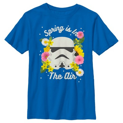 Boy's Star Wars Stormtrooper Spring is in the Air T-Shirt