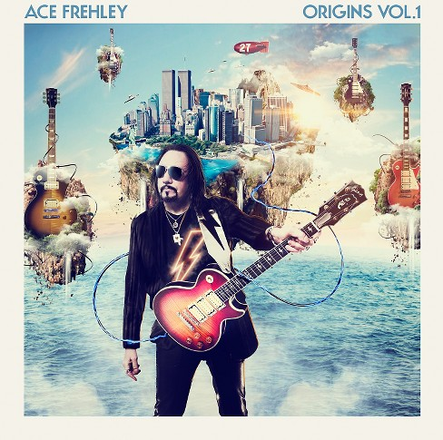 Ace frehley - Origins:Vol 1 (CD) - image 1 of 1