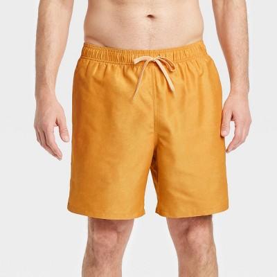 "Men's 7"" Swim Trunks - Goodfellow & Co™ Yellow"