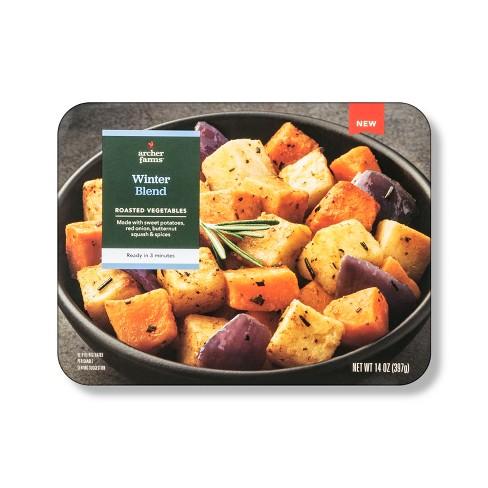 Winter Blend Roasted Vegetables Side - 14oz - Archer Farms™ - image 1 of 1