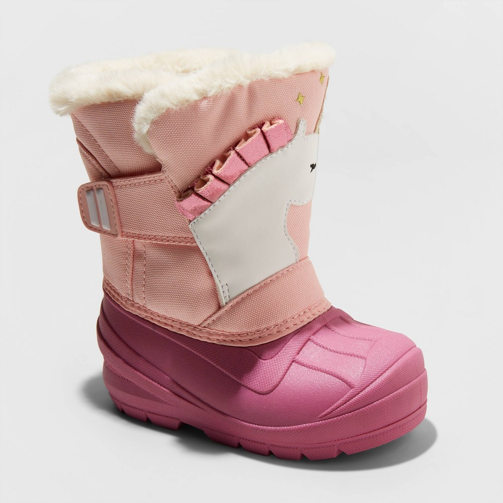 Best Toddler Girls Lennox Winter Boots - Cat & Jack™