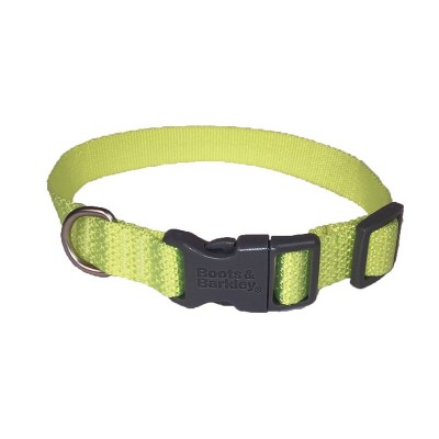 Basic Signature Weave Dog Collar - Neon - XS - Boots & Barkley™