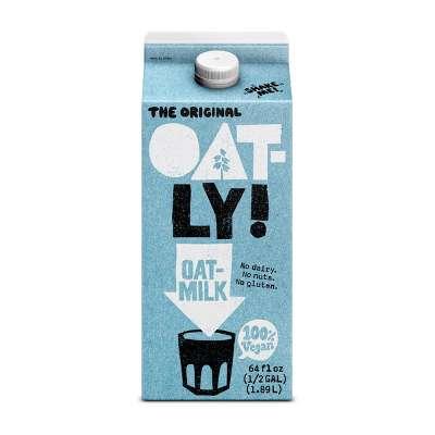 OATLY! Original Oat Milk - 0.5gal