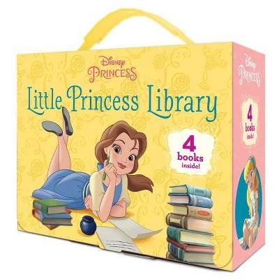 Little Princess Library (Disney Princess)- (Board_book)