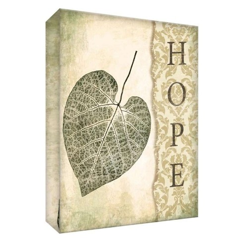 """Hope I Decorative Canvas Wall Art 11""""x14"""" - PTM Images - image 1 of 1"""
