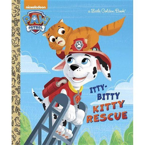 The Itty-bitty Kitty Rescue ( Little Golden Books) (Hardcover) - image 1 of 1