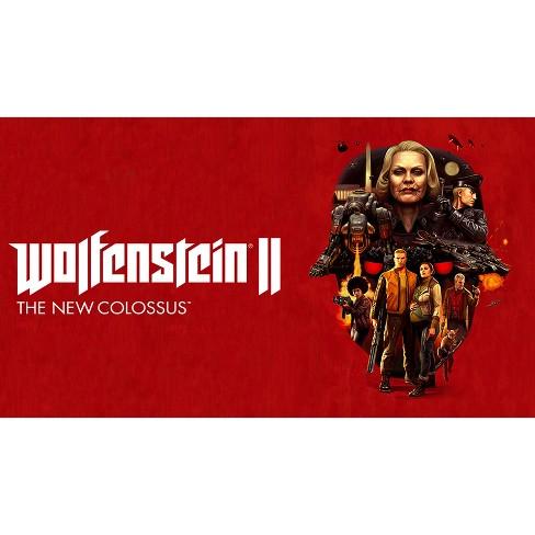 Wolfenstein II: The New Colossus - Nintendo Switch (Digital)