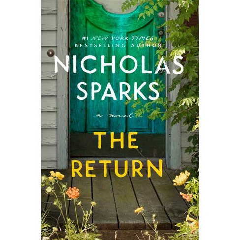 The Return - by Nicholas Sparks (Hardcover) - image 1 of 1