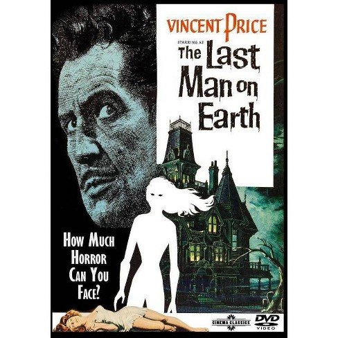 The Last Man On Earth (DVD) - image 1 of 1