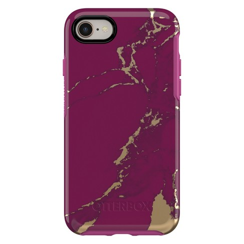more photos 400f0 9e1c6 OtterBox Apple iPhone 8/7 Case Symmetry - Purple Marble