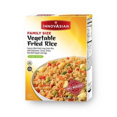 InnovAsian Cuisine Frozen Family Size Vegetable Fried Rice - 36oz