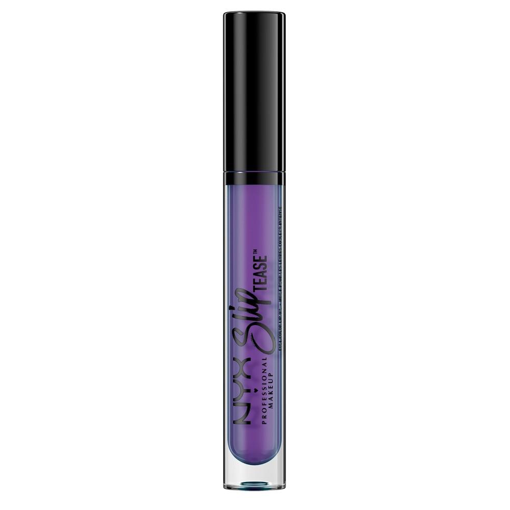 Image of NYX Professional Makeup Slip Tease Full Color Lip Oil Feisty - 0.02 fl oz