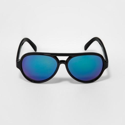 8d6d85acdc Boys  Aviator Sunglasses - Cat   Jack™ Black   Target