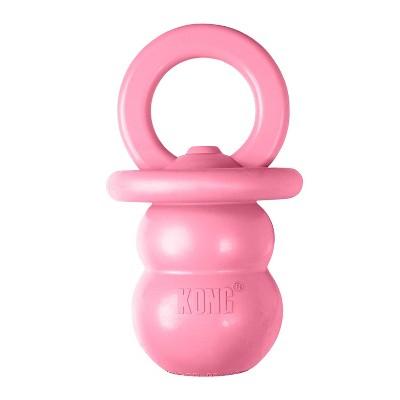 KONG Puppy Binkie Dog Toy - S