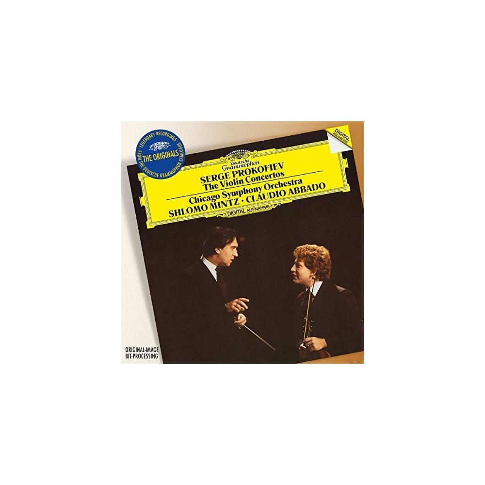 Shlomo Mintz - Originals:Prokofiev Violin Concertos (CD)
