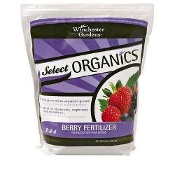 Berry Fertilizer - WINCHESTER GARDENS