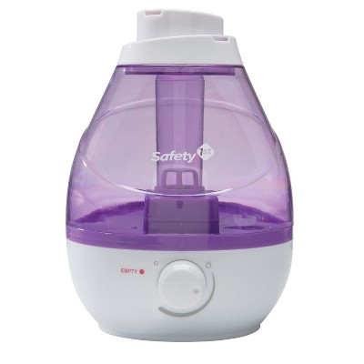Safety 1st Ultrasonic 360° Cool Mist Humidifier - Purple
