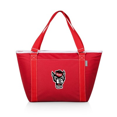 NCAA NC State Wolfpack Topanga Cooler Tote Bag - Red
