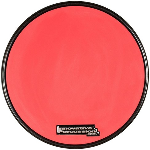Innovative Percussion Red Gum Rubber Pad with Rim 11.5 in. - image 1 of 1