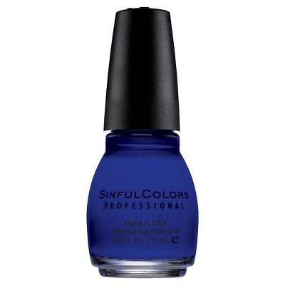 Sinful Colors Professional Nail Polish 0 5 Fl Oz Target