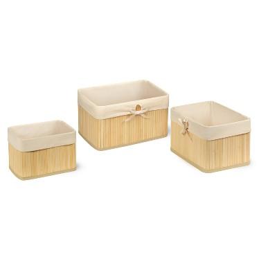 Decorative Toy Storage Basket Natural - Badger Basket