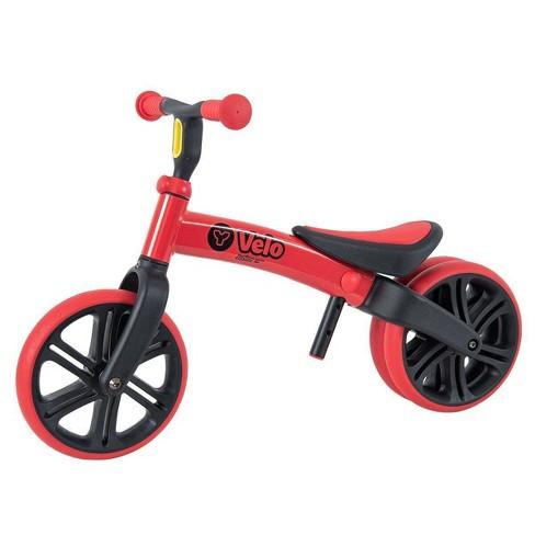7b3d460cb90 Yvolution Y-Velo Balance Bike - Red (2.0) : Target