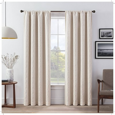 Set of 2 Lollie Blackout Window Curtain Panels - Eclipse