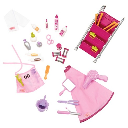 Our Generation® Berry Nice Salon Accessory Set - image 1 of 3