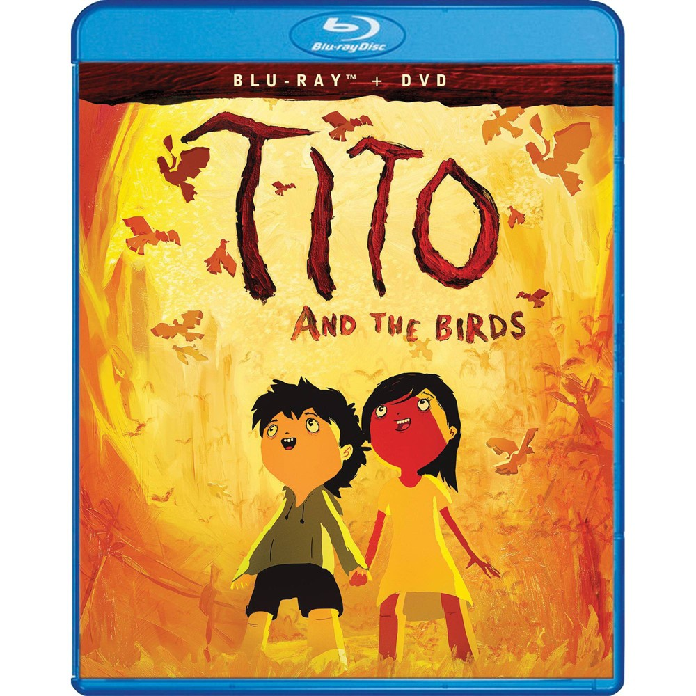 Tito and the Birds (Blu-Ray + Dvd + Digital)