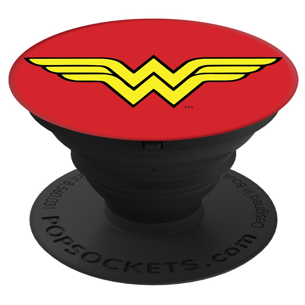 Popsockets Cell Phone Grip and Stand DC Comics - Wonder Woman Icon