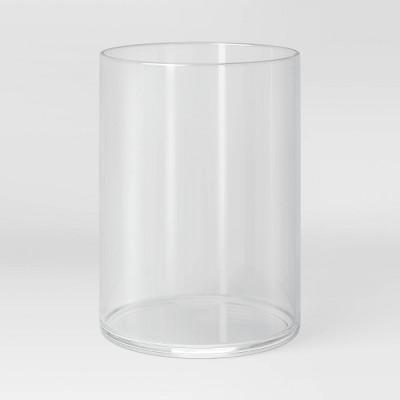"""8"""" x 6"""" Glass Vase - Threshold™"""